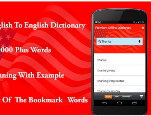 Premium Offline Dictionary