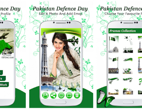 September 6 Defence Day Pak DP Frames & Stickers